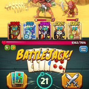 Game Design Daily 059 - Battlejack