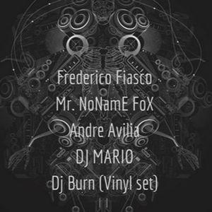 Andre Avilia - Klubb Session #004,5 - The Lounge - Promo 17.des