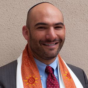 Rabbi Bauer Sermon Yom Kippur Contemp Sermon and Look Around Hamilton song