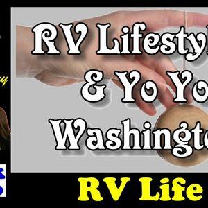 Washington Yo Yo, RV Lifestyles, and RV Plans | RV Talk Radio Ep.88 #podcast #rvliving