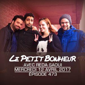 "LPB #473 - Reda Saoui - Mer - All The Things She Said was ""Aréoport"""