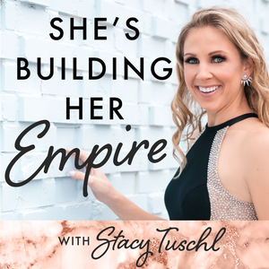 159: Low Stress Ways to Build Your Team and Grow Your Business, with Stacy Tuschl
