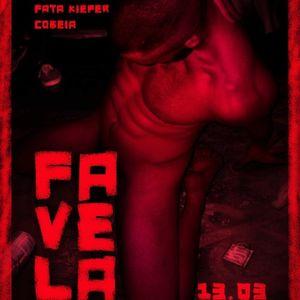 Warm Up At Favela Trash #1 - Arena Club Berlin 13.03.2015