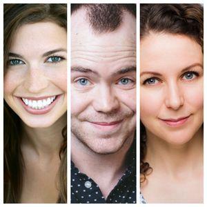 Broadway's Backbone Ep. 56 Debut Episode W/Mary Claire King, Elliot Maddox, Kristen Smith-Davis