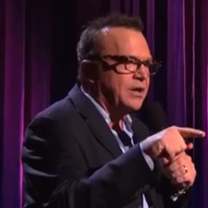 Comedian Tom Arnold joins Mancow!