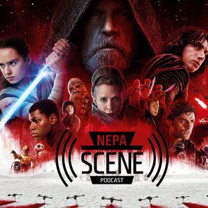NEPA Scene Podcast Episode 41 - Star Wars: The Last Jedi Holiday Special