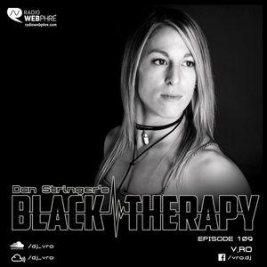 V.RO - Black Therapy EP109 on Radio WebPhre.com