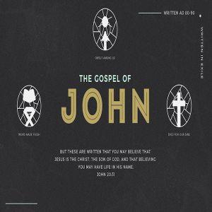 Gospel of John: You Will Do What I've Been Doing