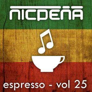 ESPRESSO VOL.25 (Conscious Reggae)