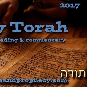Torah Daily #18: Bereishis (Genesis) Chapter 20-21 - Issac Is Born, Ishmael is Sent Away