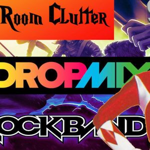 Living Room Clutter 95 (Rock Fight)