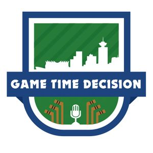 "Game Time Decision - Episode 194 - ""Time To Season"""