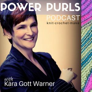 072 Trisha Malcolm publishes a magazine for fashion forward knitters