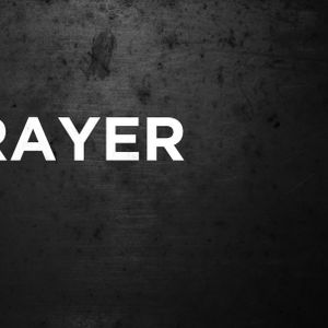 Prayer Pt.5 - Audio