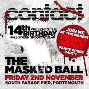 DJ Davies @ Contact ( Free Downloads @ www.facebook.com/contactevents )