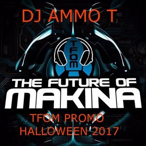 DJ AMMO TFOM HALLOWEEN PROMO MIX 2017