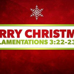 Christmas Day 2016 (Audio)