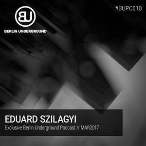 #BUPC010 - Eduard Szilagyi