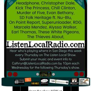 The Listen Local Show 8 24 17