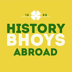 History Bhoys Abroad - 31 - Mo 'Judas' Johnston