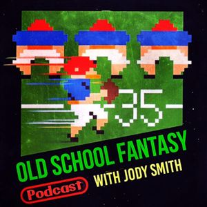 Old School Podcast Ep.2: Fantasy Chat & 32-Team Mock Draft