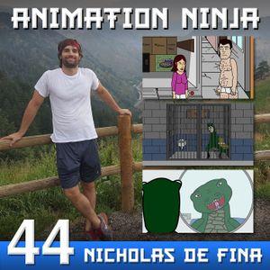 AN 44: Nicholas De Fina and LeSeurdmin