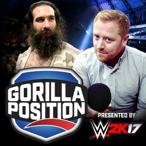 Luke Harper Exclusive