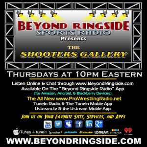 Beyond Ringside Radio - The Shooters Gallery - 03/30/2017 - Part One