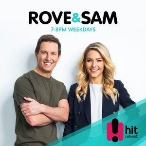 Rove and Sam Catchup 337 - Wednesday 28th June, 2017
