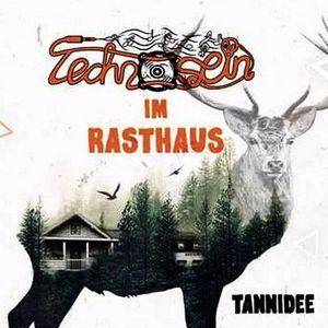"""Rasthaus B9 """"TechnoSein"""" (08.07.2017)"""