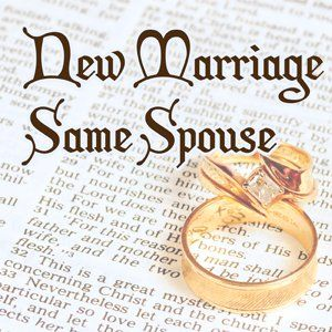 05-14-17(T) - New Marriage, Same Spouse: The Main Thing (Traditional Sermon)