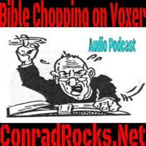 Bible Chopping on Voxer