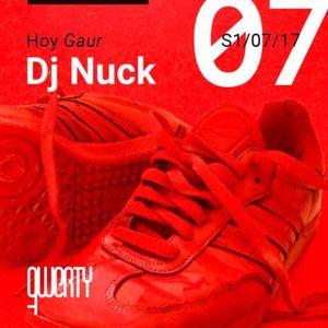 Dj Nuck Live @ Qwerty 1-7-2017
