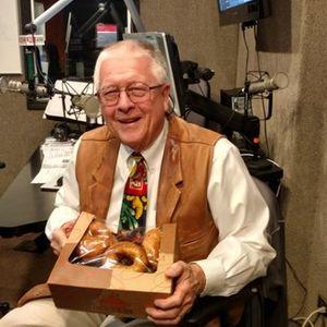 Walt Churchill Jr. in Studio