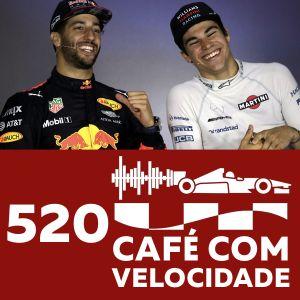 520 (Bloco 1) - O que aconteceu com a F1 em Baku?