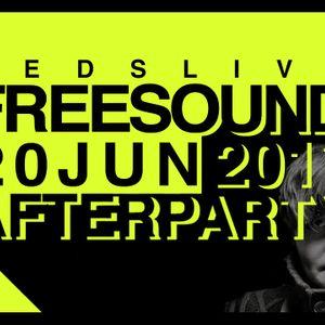 FSL After Party 20 Jun 2017 - Reds Live