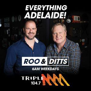 Roo & Ditts For Breakfast29 June 2017