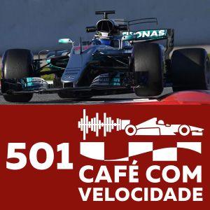 501 - Preview da Fórmula 1 2017