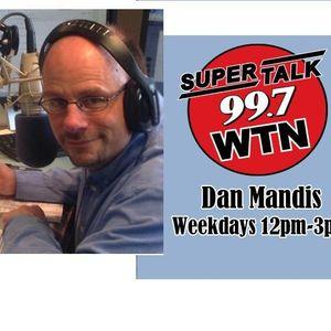 Dan Mandis Show 11-14-17 Hour 1 Podcast