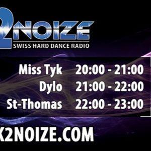 St-Thomas Live @ Back2Noize Radio (30.03.2017)