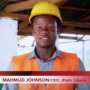 JPalm - changing the palm oil industry in Liberia