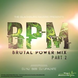 DJ NJ b2b Upalnite - Brutal Power Mix (BPM) - Part 2