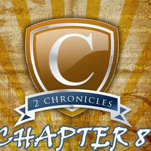 2 Chronicles 8