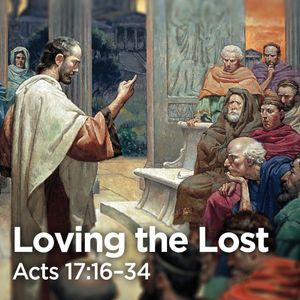 """Loving the Lost"" 