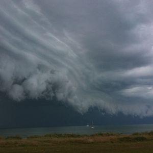 Vētras un klimata pārmaiņas: Vētras būs vairāk un stiprākas