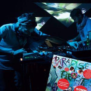 Bliz Nochi (Gängeviertel) + Biedermann (Tisko) - Live Techno Impro Paradise Parasites Festival
