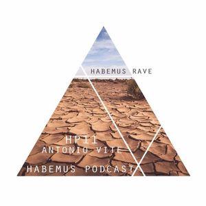 Habemus Podcast H011 Antonio Vite (Clive Miller)