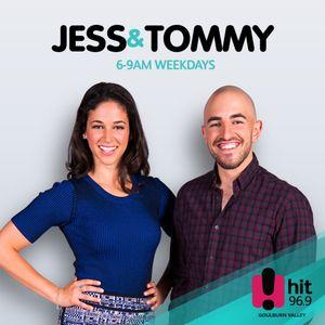 Jess & Tommy Podcast Thursday 29 June 2017