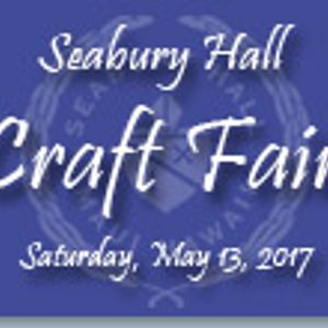 Seabird Hall's Craft fair is this Saturday