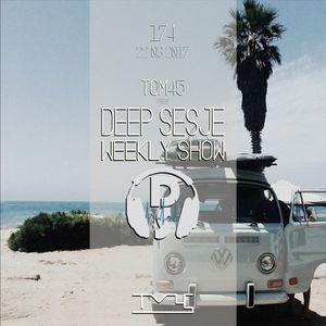 TOM45 pres. Deep Sesje Weekly Show 174